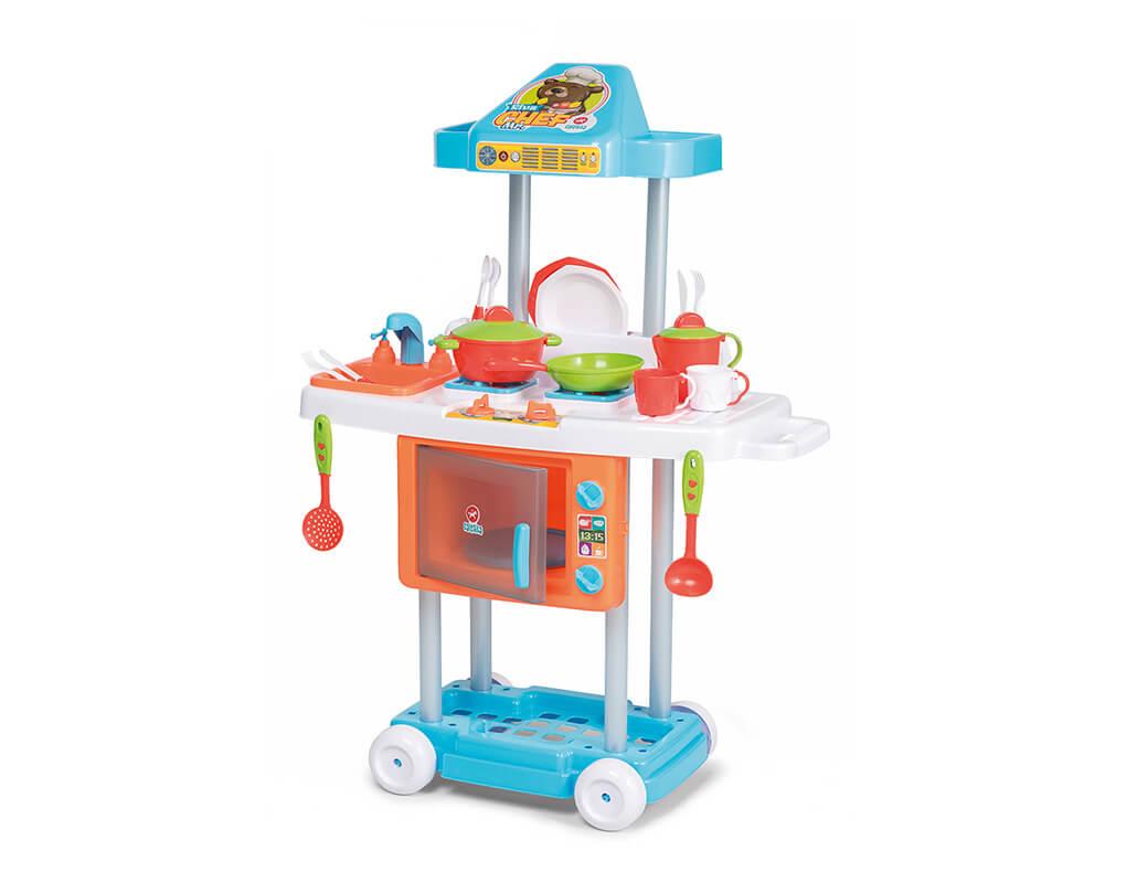 Riva Mr Chef Completa Calesita Brinquedos