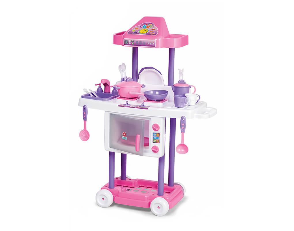 Riva Chef Completa Calesita Brinquedos