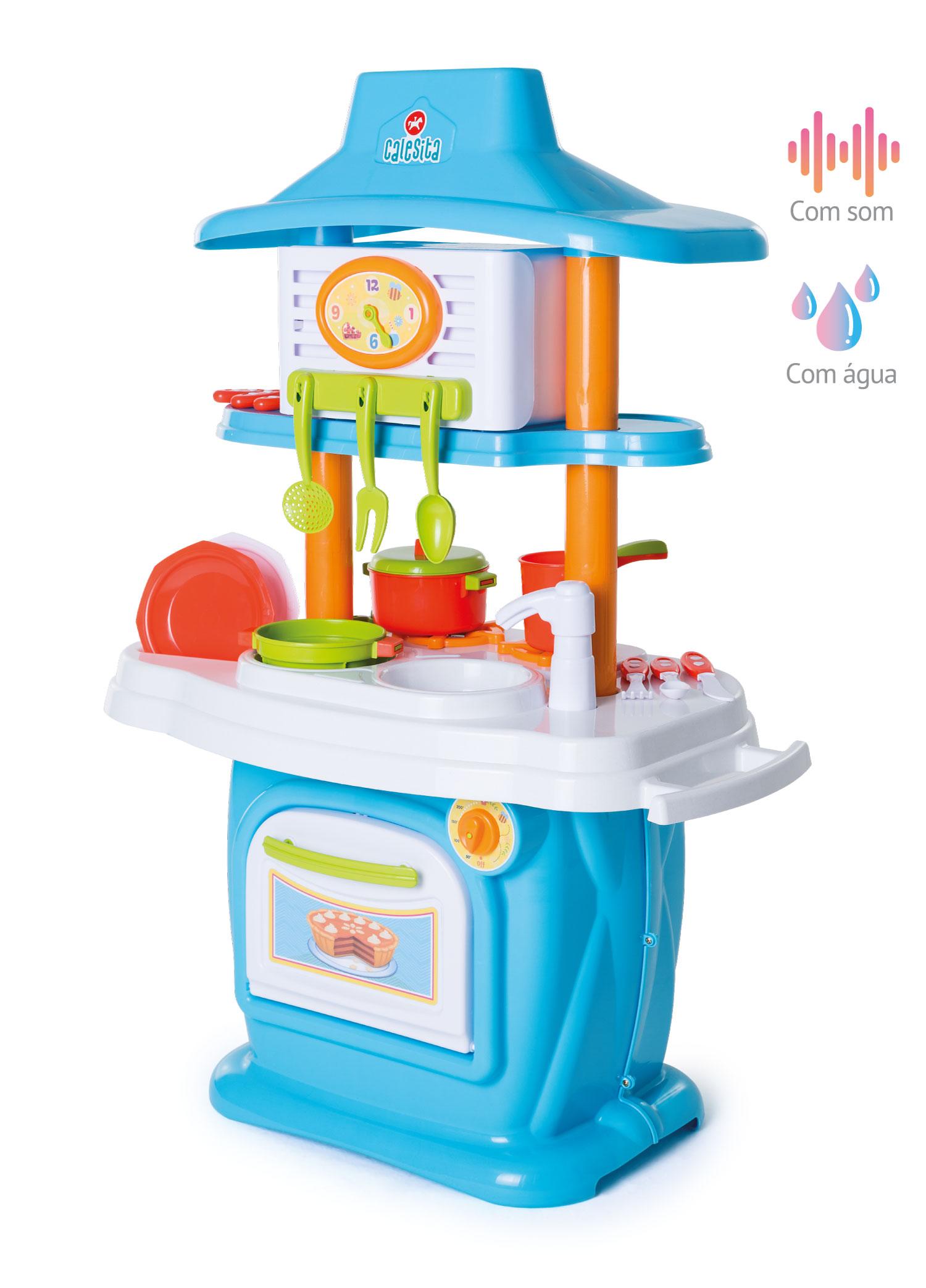 Le Grand Chef J Nior Calesita Brinquedos